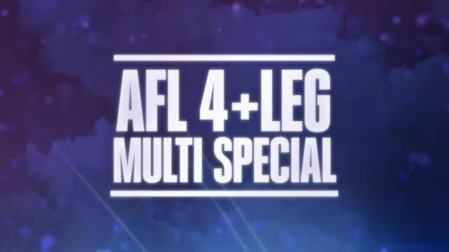 CrownBet - 4 Leg Multi