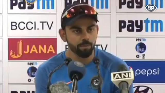 Kohli in doubt