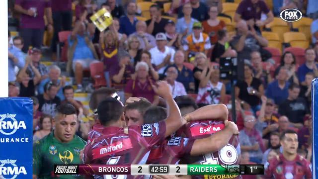 BRI v CBR: Match Highlights