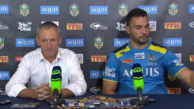 Titans press conference