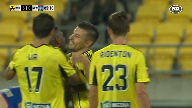 Nix whack Jets for five