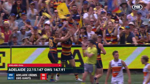 Crows off to winning start