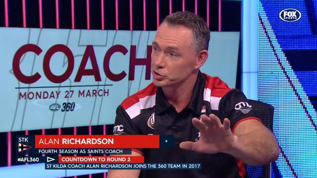Richo's 'numbness' for Roo