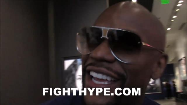 Floyd's latest Conor response