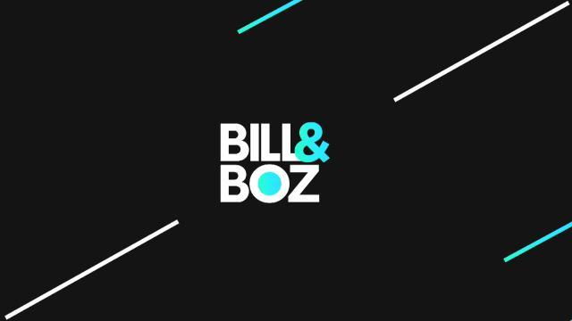 Bill & Boz (27/3/17)