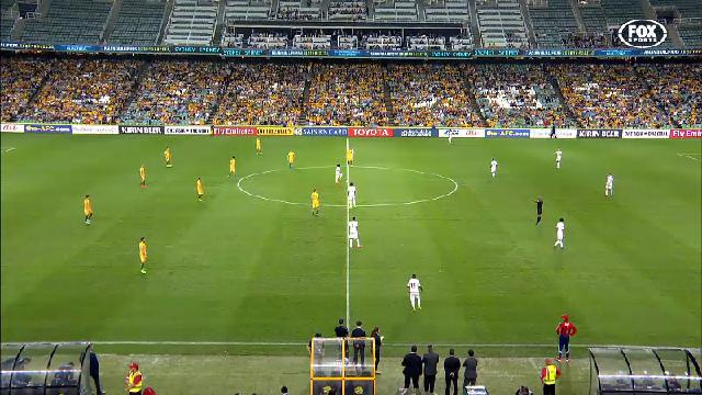 AUS V UAE: Full Match Replay