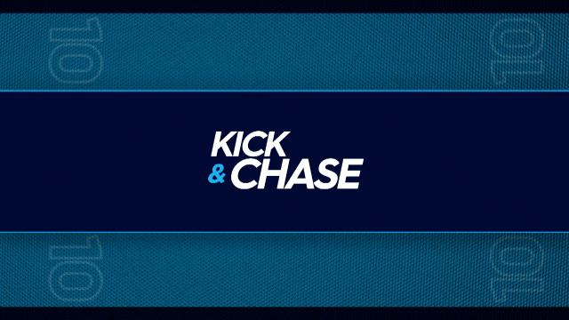 Kick & Chase (28/3/17)