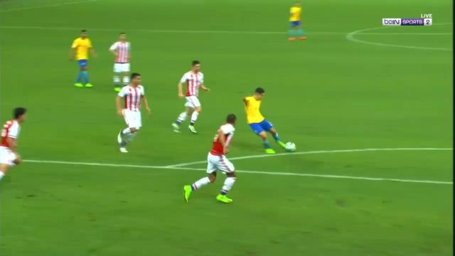 Coutinho's left-foot cracker