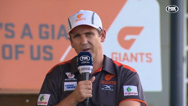 GWS confident Kelly will stay