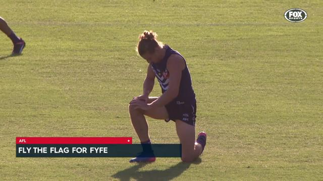 Lyon to fly flag for Fyfe