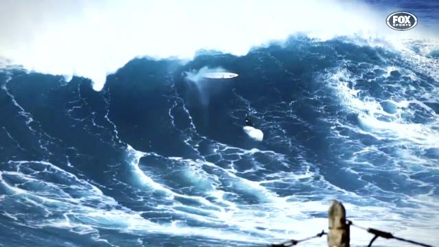 Big Wave wipeout nominees