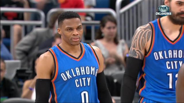 Westbrook rocks Orlando