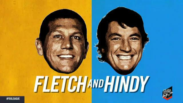 Fletch & Hindy tour Canada
