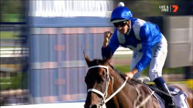 Winx makes it 17 in a row