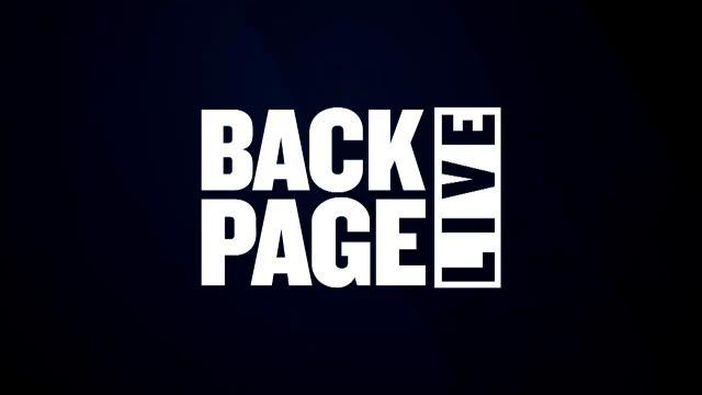 Back Page Live (11/4/17)