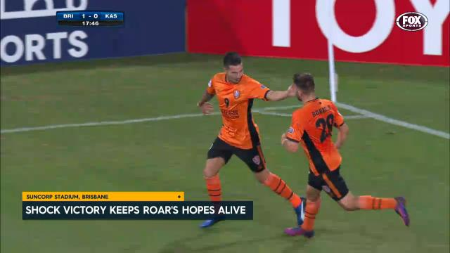 Roar keep ACL hopes alive