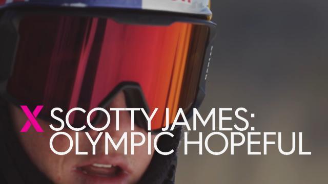 Scotty James: Olympic hopeful