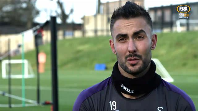 Birighitti on Swansea move