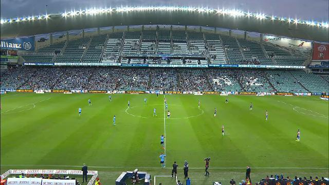 SYD v NEW: Full Match Replay