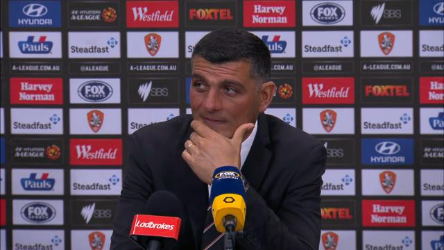 Roar press conference