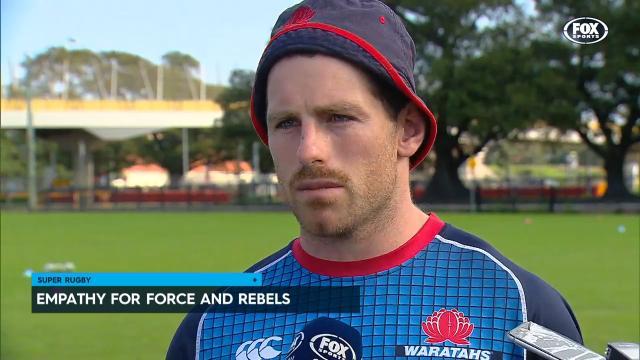 Foley feels for Force
