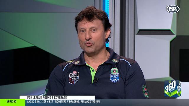 Daley on Leilua's NSW hopes