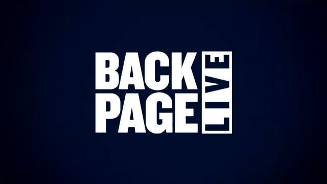 Back Page Live (18/04/17)