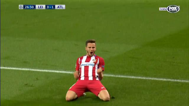 Bayern, Foxes knocked out