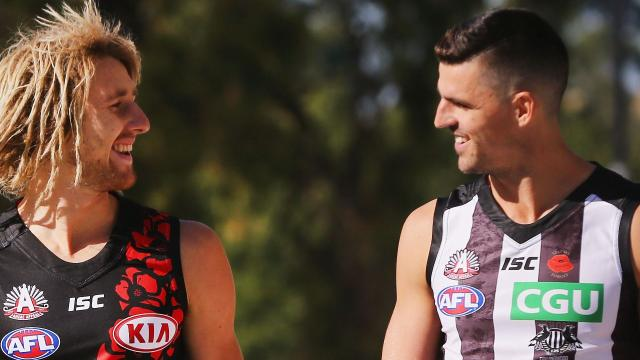 Pies, Dons' Anzac Day plans