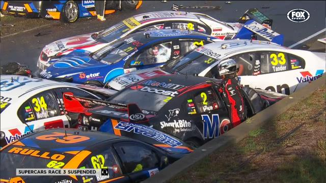 'Cars ready to go' this week
