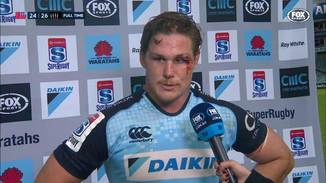 Hooper 'embarrassed' by loss