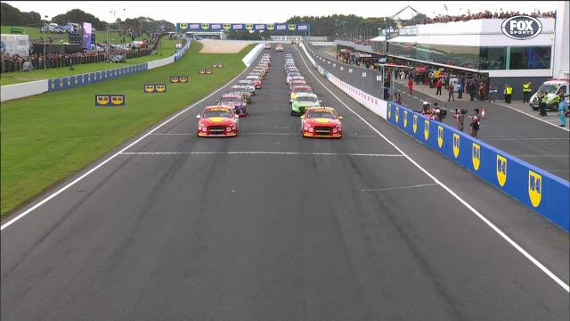 HL: Race 6, Phillip Island