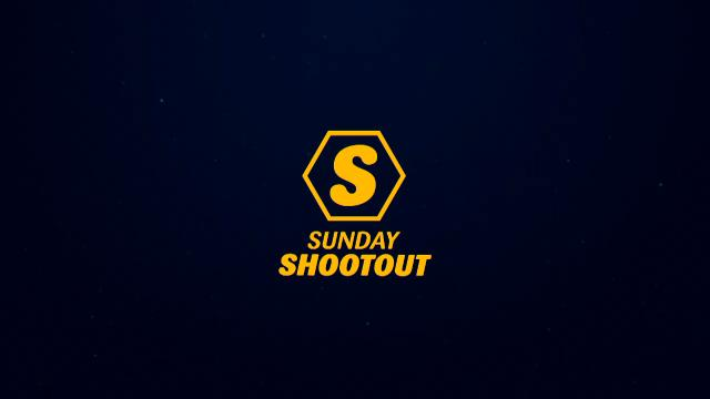 Sunday Shootout (23/4/17)