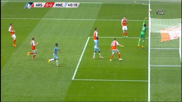 City fume at no goal call