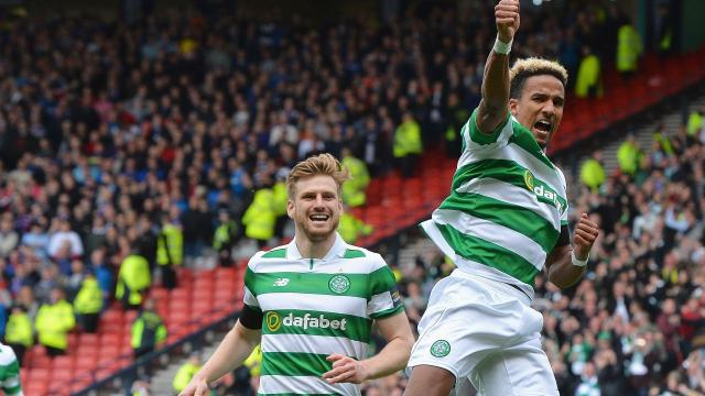 Celtic aim for trophy treble