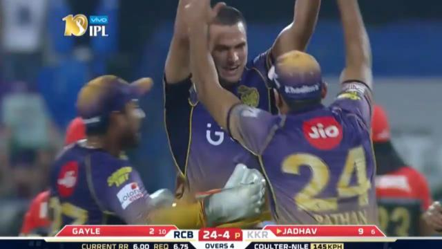 Coulter-Nile runs riot in IPL