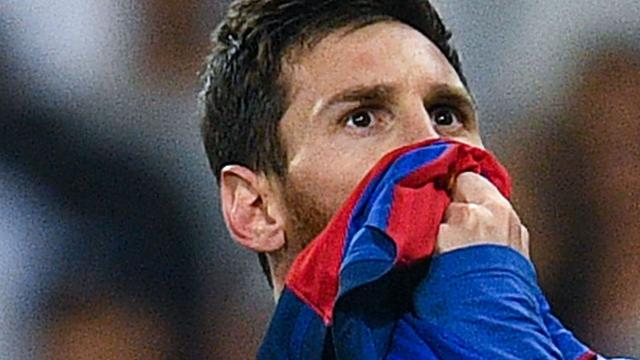 Caller loses mind over Messi