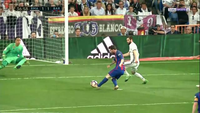 The best of Messi Vs Ronaldo