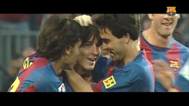Messi: Unrepeatable beginning