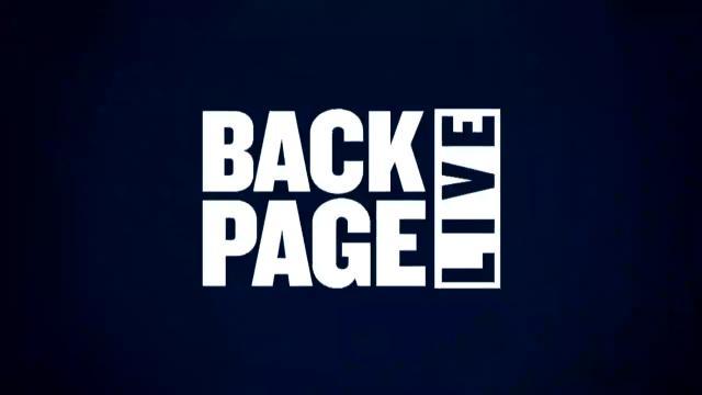 Back Page Live (25/04/17)