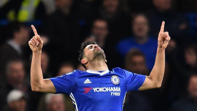 Costa brace sinks Southampton
