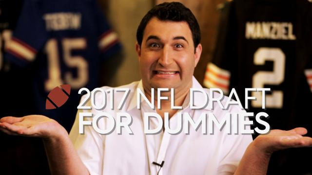 Dummies' Guide to NFL Draft