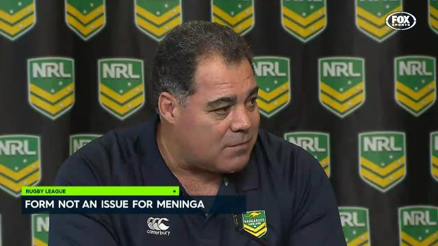 Meninga, loyalty over form