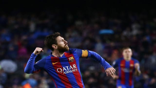 Report: Barca blast Osasuna