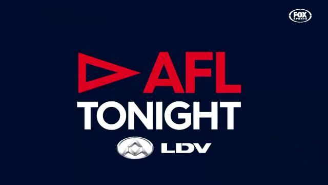 AFL Tonight (27/4/17)