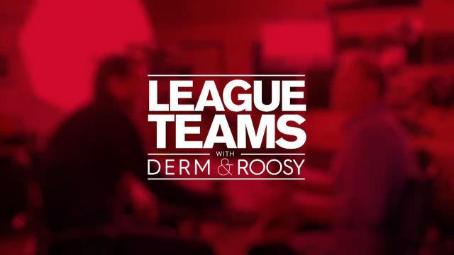 AFL League Teams (27/04/17)