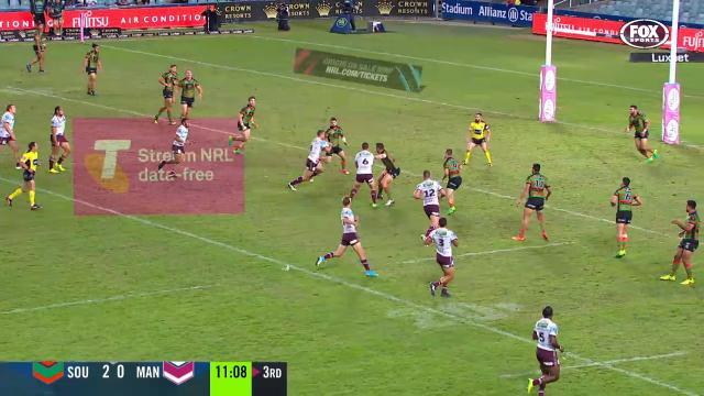 SOU v MAN: Match highlights
