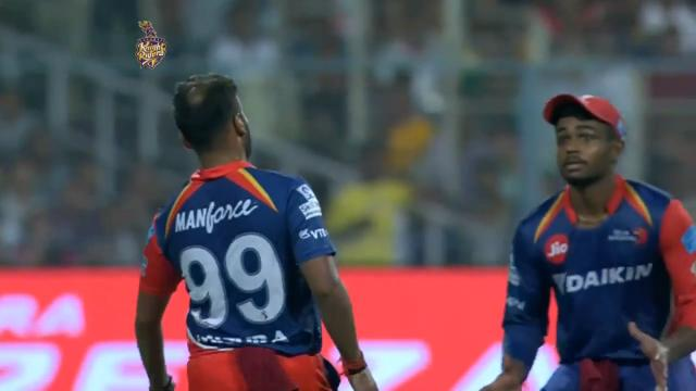 Comical IPL dropped catch
