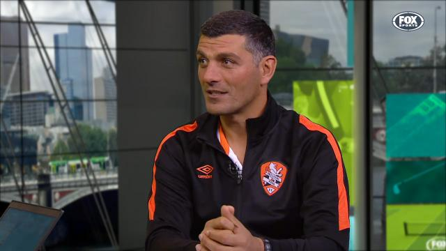 Aloisi fired up over hook
