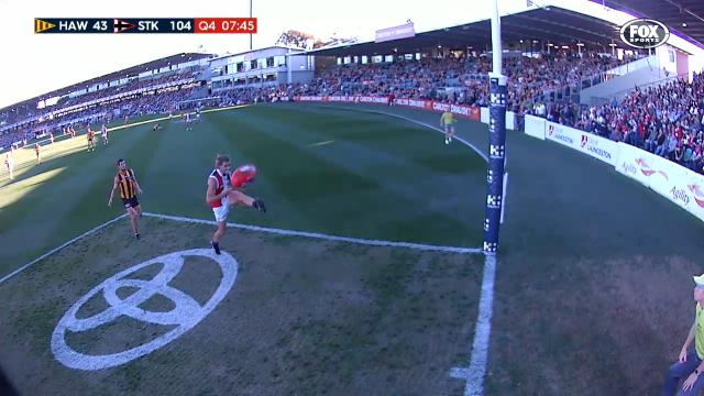 Worst miss in AFL history?